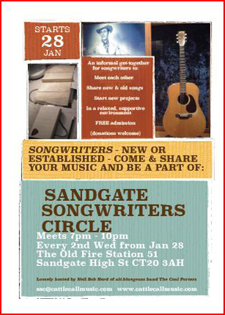 Sandgate Songwriters